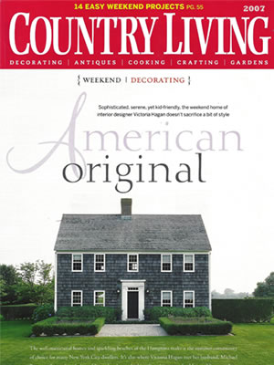 Country Living, 2007